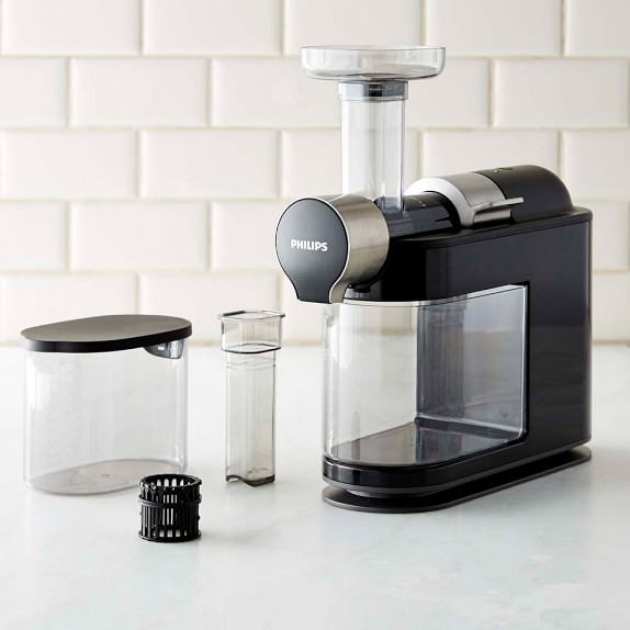 Philips Slow Juicer Hr1882 : Philips Micro Juicer Williams Sonoma