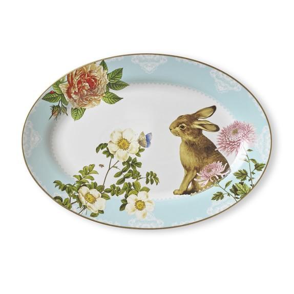 Spring Garden Platter