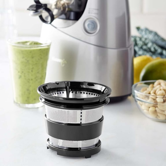 Kuvings Whole Slow Juicer B6000pr With Smoothie Strainer : Kuvings Smoothie Strainer Williams Sonoma