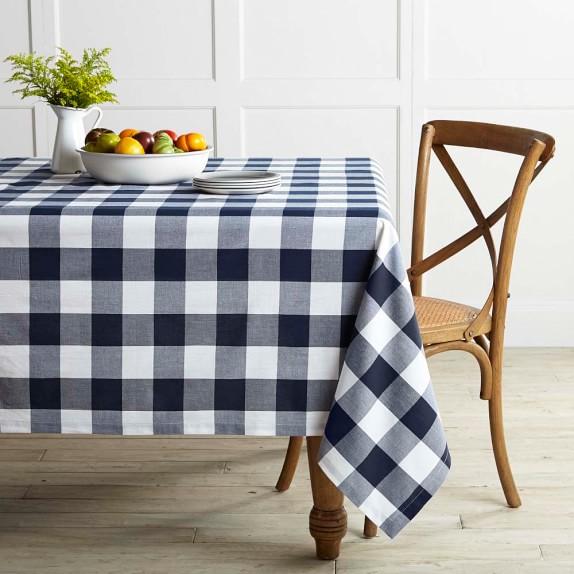 Buffalo Plaid Tablecloth, 70