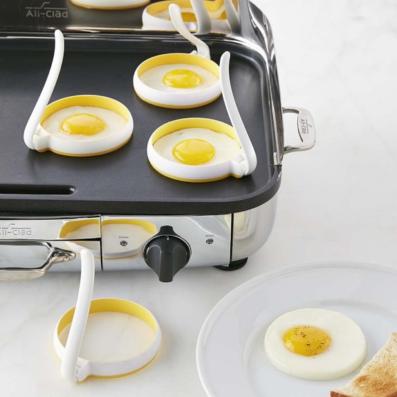 Williams Sonoma Egg Rings, Set of 4