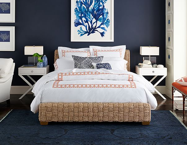 Beach Chic Bedroom Furniture Williams Sonoma