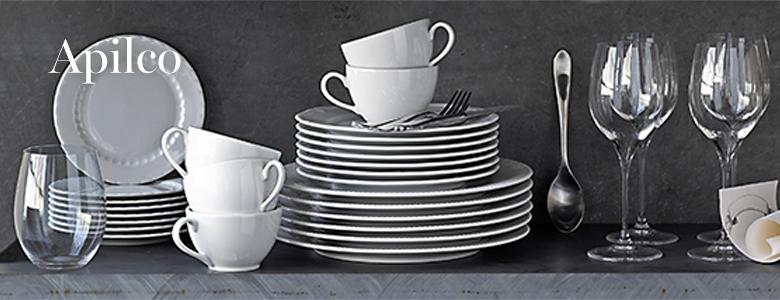 Apilco Dinnerware