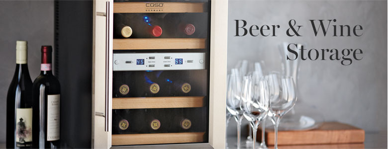Beer & Wine Storage