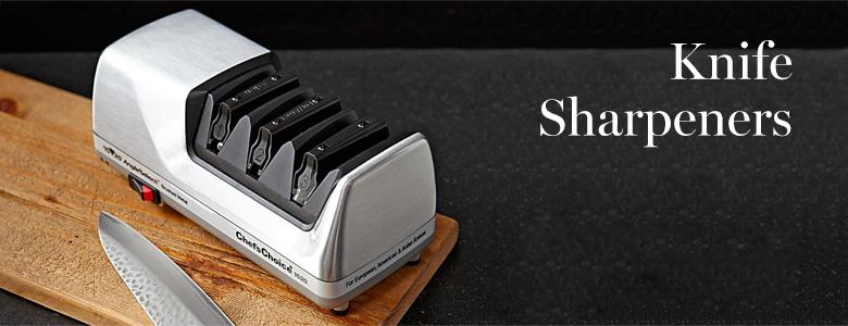 shun electric knife sharpener instructions