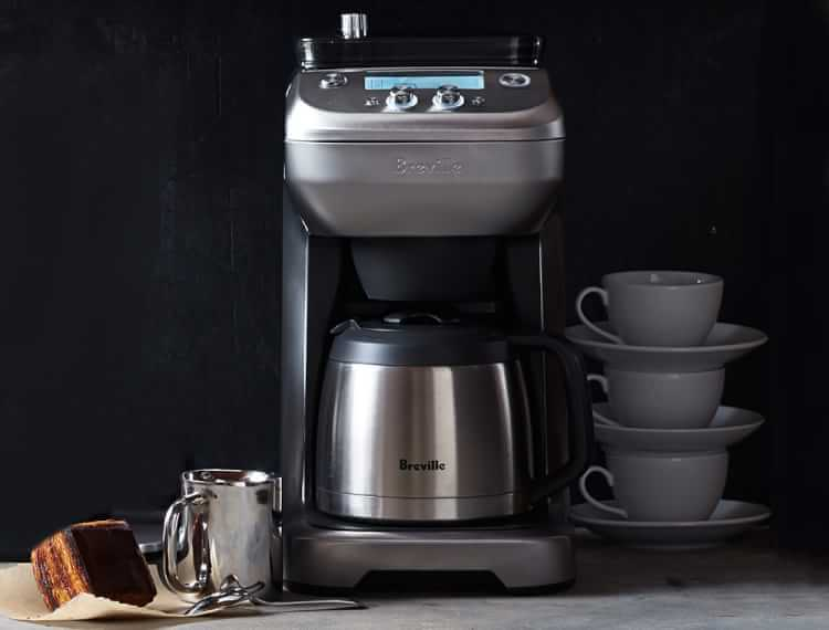 Breville Grind Control Coffee Maker Williams Sonoma
