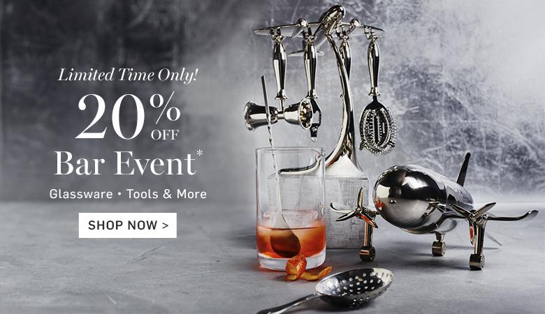 20% Off Bar Event