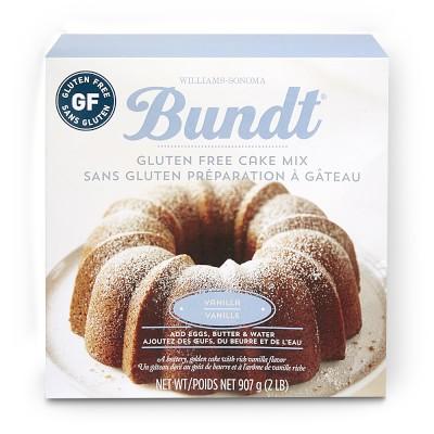 Williams Sonoma Bundt Cake Mix