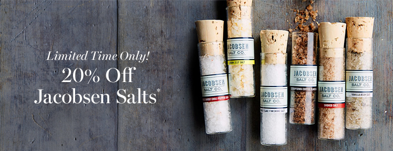 Salts & Seasonings