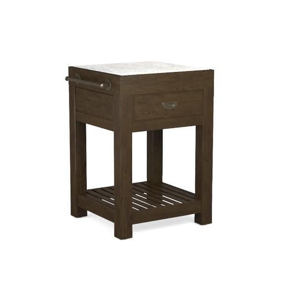 thatcher kitchen island williams sonoma. Black Bedroom Furniture Sets. Home Design Ideas