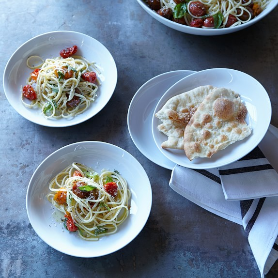 Williams Sonoma Open Kitchen Pasta Bowls, Set of 4