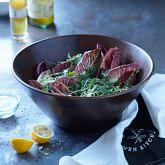 Williams Sonoma Open Kitchen Wood Salad Bowl