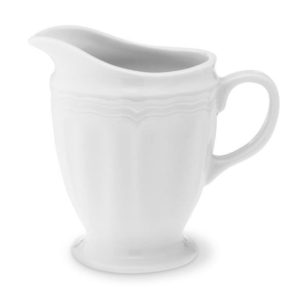 Pillivuyt Queen Anne Creamer