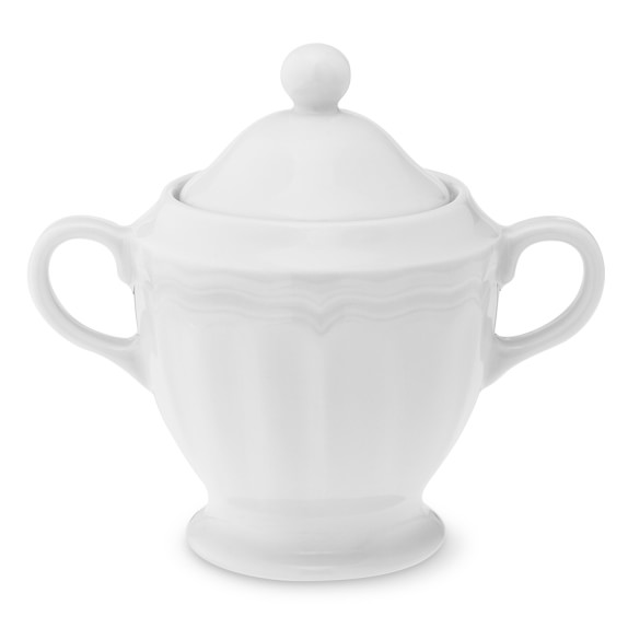 Pillivuyt Queen Anne Sugar Bowl