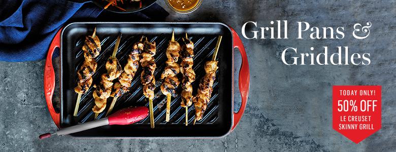 Grill Pans & Griddles