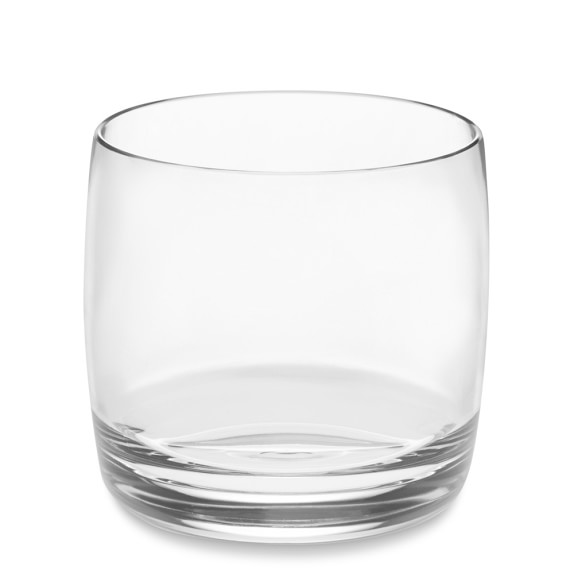 duraclear double old fashioned glasses set of 6 williams sonoma. Black Bedroom Furniture Sets. Home Design Ideas