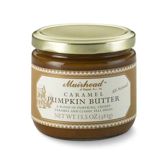 Caramel Pumpkin Butter