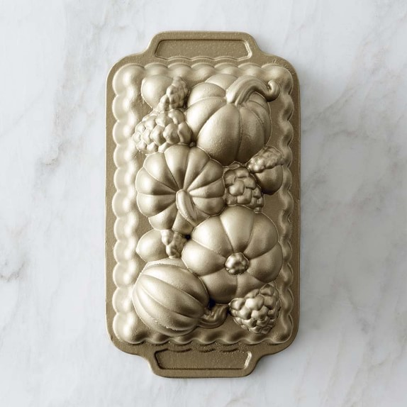 Nordic Ware Fall Harvest Loaf Pan