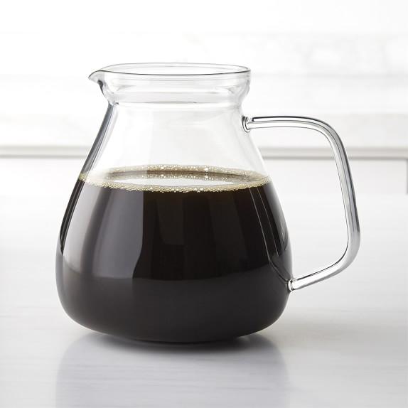 Bonavita Glass 8-cup Coffee Brewer Carafe & Lid Williams Sonoma