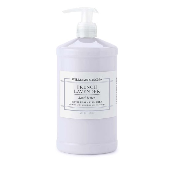 Williams Sonoma French Lavender Hand Lotion, 16oz.