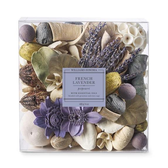 Williams Sonoma French Lavender Potpourri