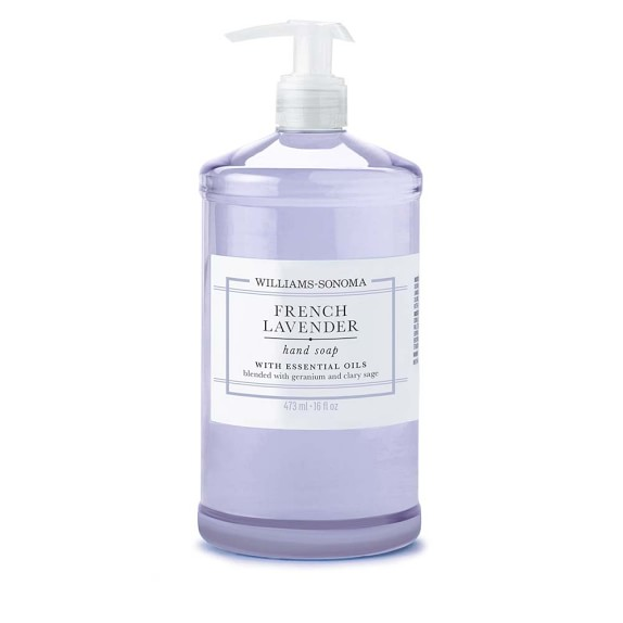 Williams Sonoma French Lavender Hand Soap, 16oz.