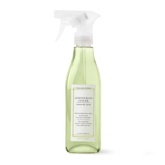 Williams Sonoma Lemongrass Ginger Countertop Spray, 16oz.
