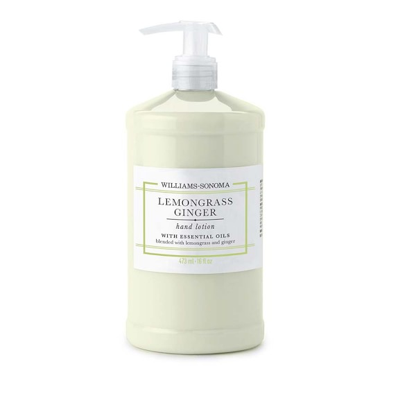 Williams Sonoma Lemongrass Ginger Hand Lotion, 16oz.