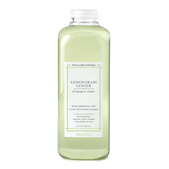 Williams Sonoma Lemongrass Ginger All-Purpose Cleaner, 32oz.