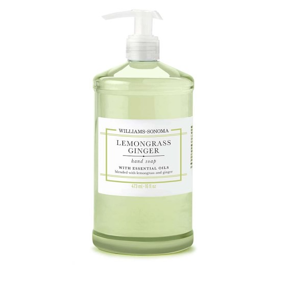 Williams Sonoma Lemongrass Ginger Hand Soap, 16oz.