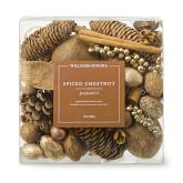 Williams Sonoma Spiced Chestnut Potpourri