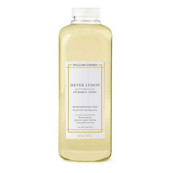 Williams Sonoma Meyer Lemon All-Purpose Cleaner, 32oz.
