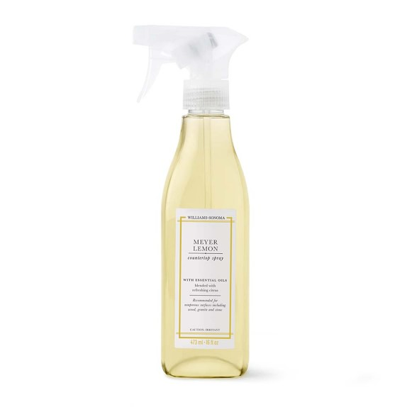 Williams Sonoma Meyer Lemon Countertop Spray, 16oz.