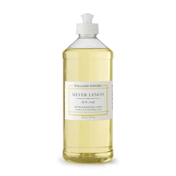 Williams Sonoma Meyer Lemon Dish Soap, 20oz.