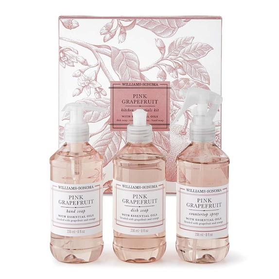 Williams Sonoma Pink Grapefruit Kitchen Essentials Kit