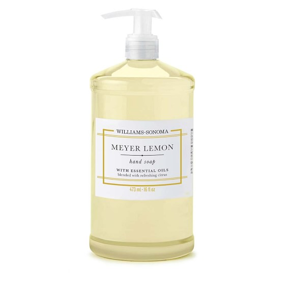 Williams Sonoma Meyer Lemon Hand Soap, 16oz.