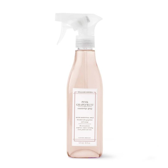 Williams Sonoma Pink Grapefruit Countertop Spray, 16oz.