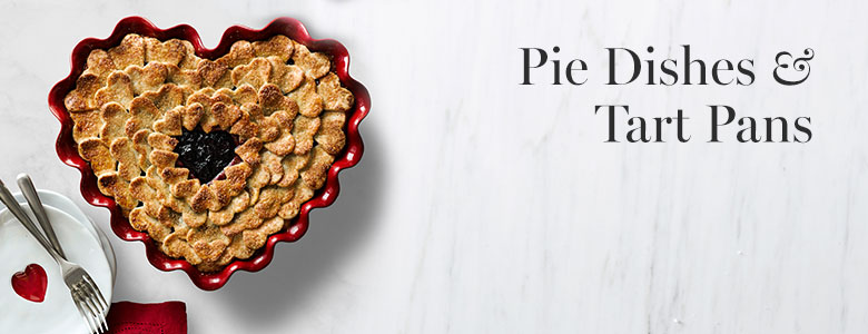 Pie Dishes & Tart Pans