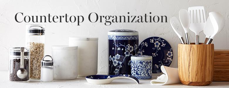 Countertop Organization