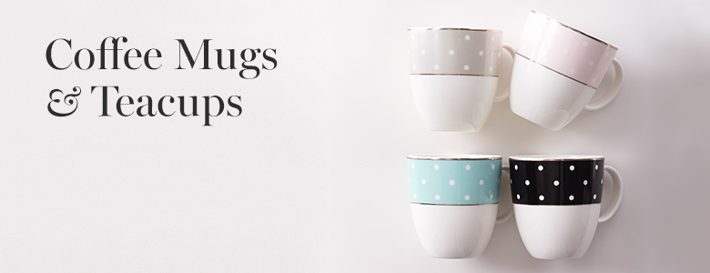 Coffee Cups & Mugs