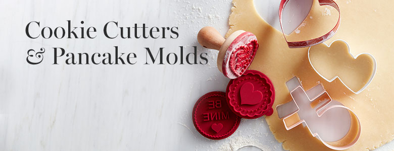 Cookie Cutters & Pancake Molds