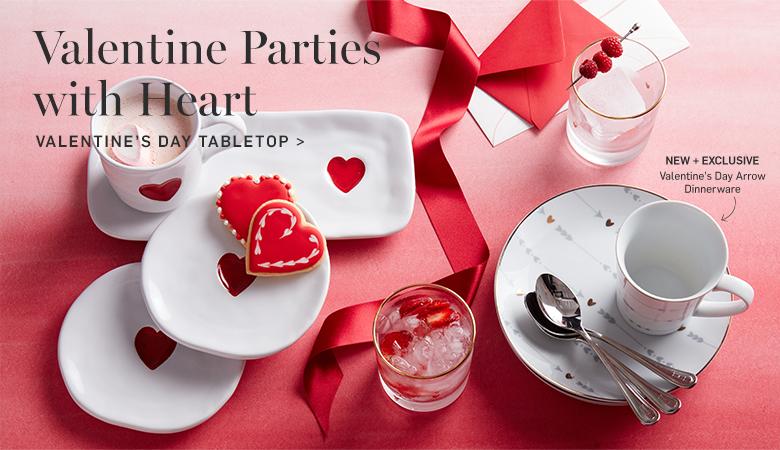 Valentine's Day Tabletop