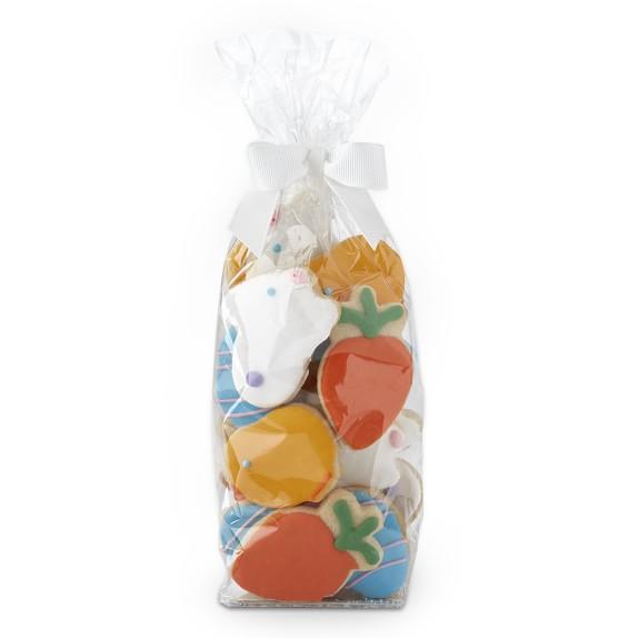 Easter Mini Iced Cookies