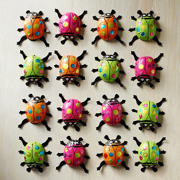 Williams Sonoma Chocolate Lady Bugs