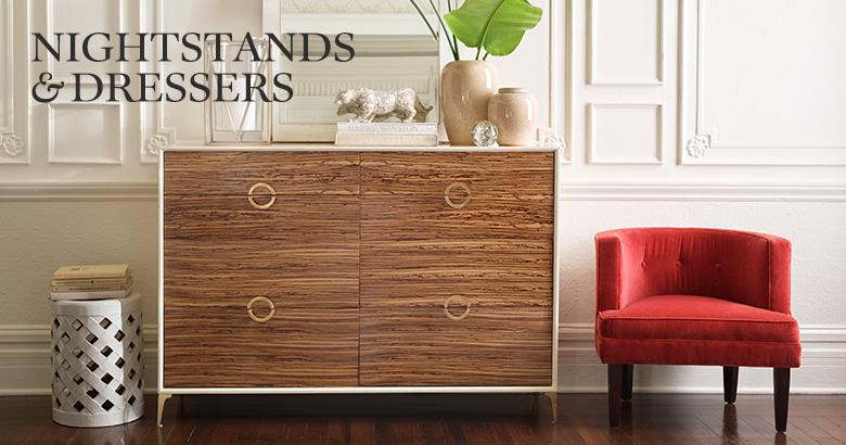 Nightstands & Dressers