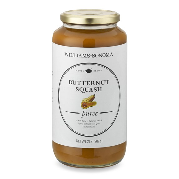 Williams Sonoma Organic Butternut Squash Puree