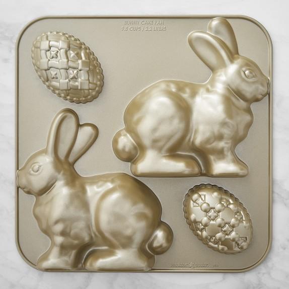 Nordic Ware Easter Bunny Bundt Cake Pan