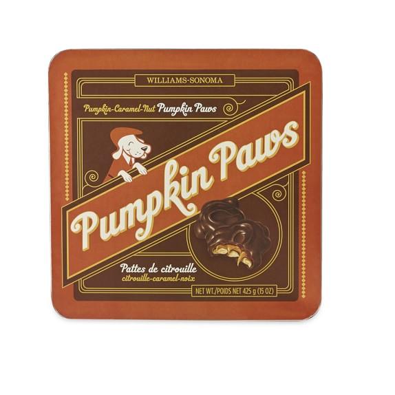 Pumpkin Paws
