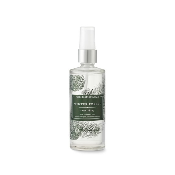Williams Sonoma Winter Forest Room Spray