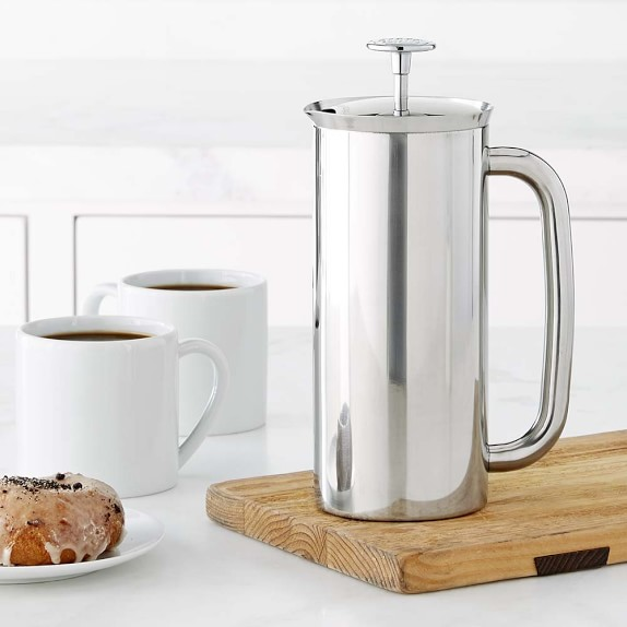 Espro P7 Stainless-Steel French Press, Medium